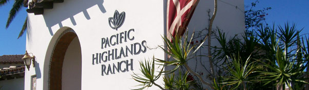 New homes in Carmel Valley, San Diego at Pacific Highlands Ranch