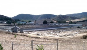 Egg farms at site of Harmony Grove Village