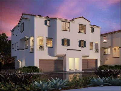 New townhomes for sale at North River by Taylor Morrison in Oceanside