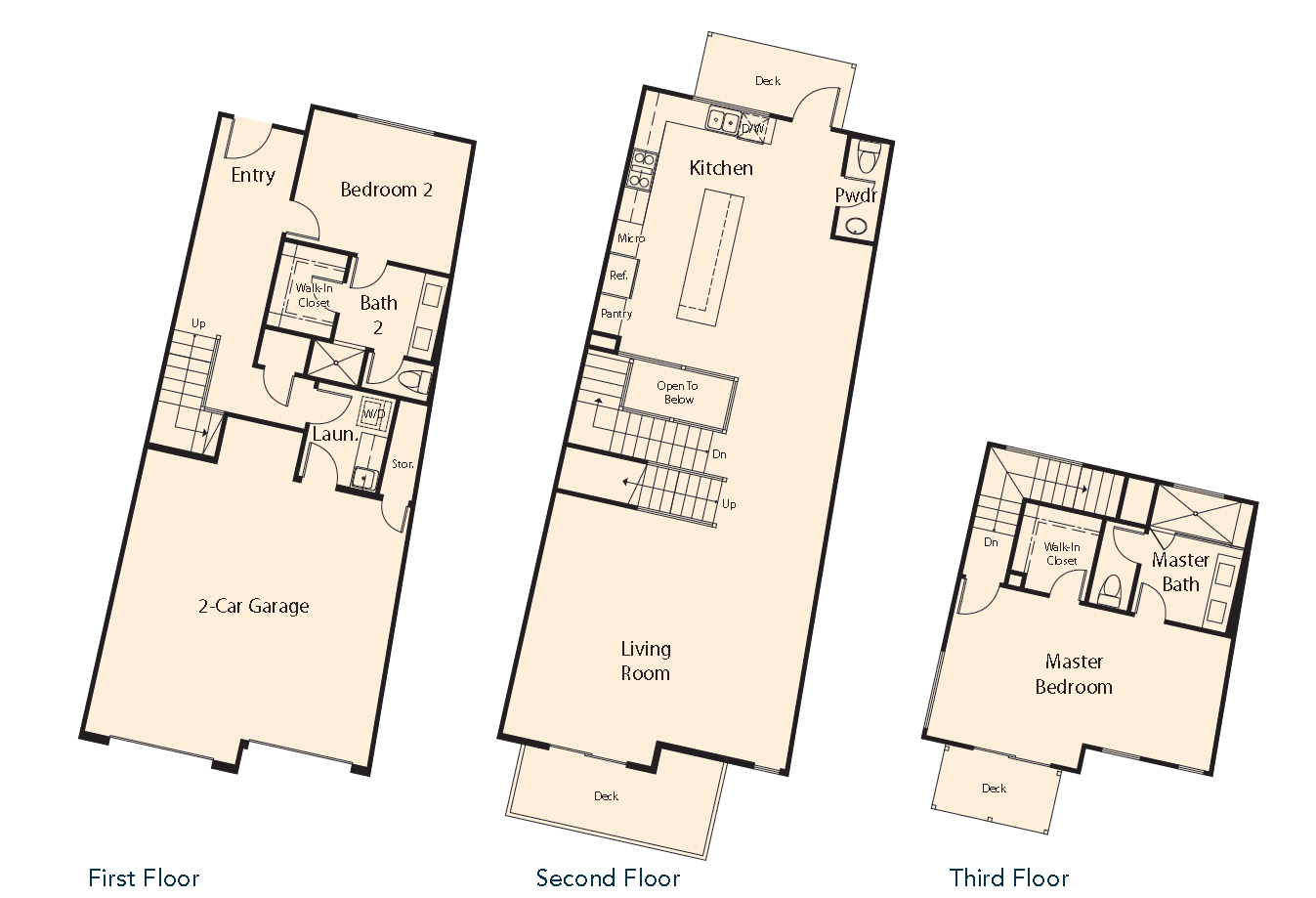 v by shea homes in leucadia floor plan 2 north county