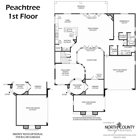 Toll Brothers Floor Plans Az