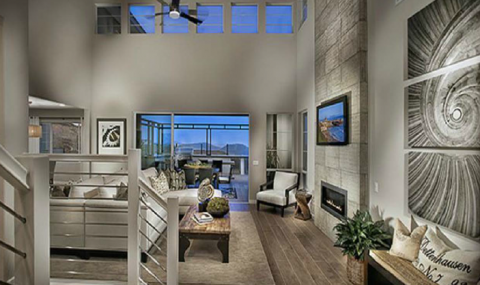 New 5 bedroom new homes for sale at Bella Vista in San Elijo Hills.