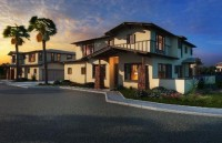 Picture of Cabanas at Coral Cove in Encinitas, New homes under construction in Encinitas, Leucadia.