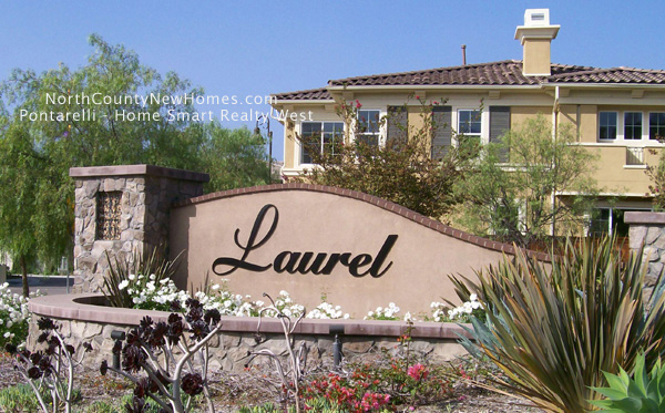 Laurel at Old Creek Ranch. Townhomes and homes for sale in San Marcos, CA