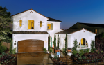 Plan 1 exterior Marston new homes for sale in Del Sur, San Diego, 92127