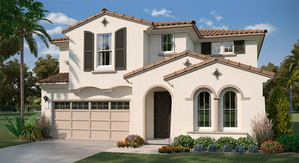Plan 5 at Laurel Pointe in Vista, CA New Homes in Vista, CA