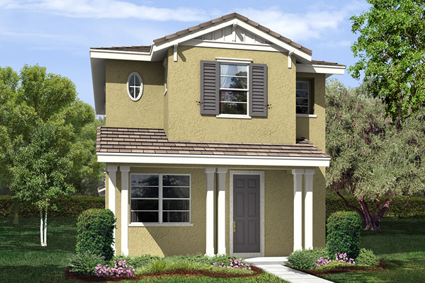 New homes for sale in Ocenaside at Dixie Village