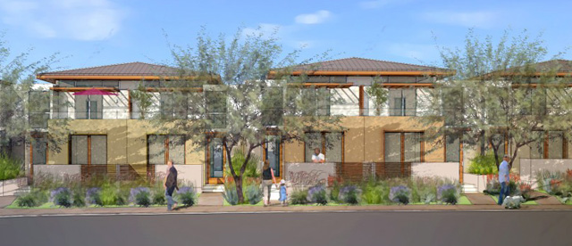 New homes in Carmel Valley. Carmel Row. New construction homes for sale in Carmel Valley, San Diego