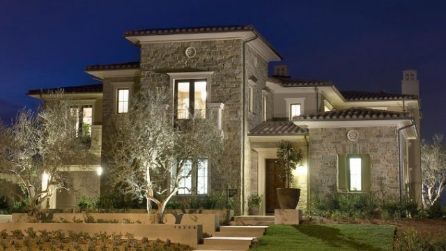 New Homes in Rancho Santa Fe at Estancia in Cielo