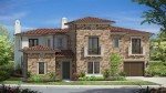 Picture of new homes in Rancho Santa Fe at Estancia