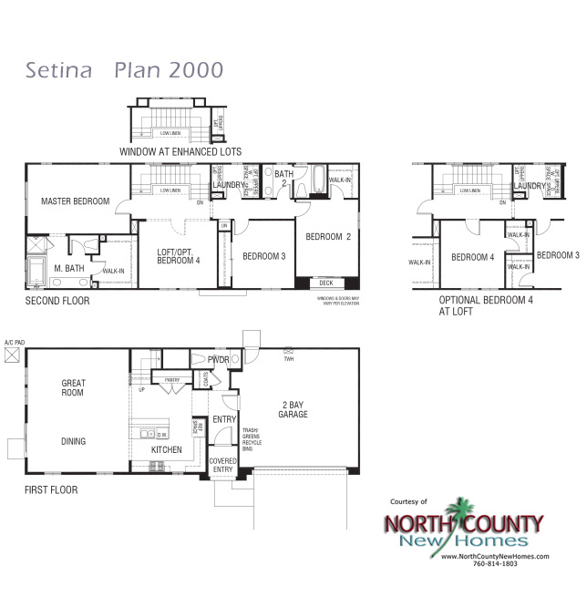 Townhouse Floor Plan 3 Car Garage Google Search: New Townhomes In San Marcos At Setina