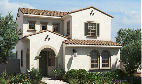 New homes for sale in Pacific Highlands Ranch at Canterra