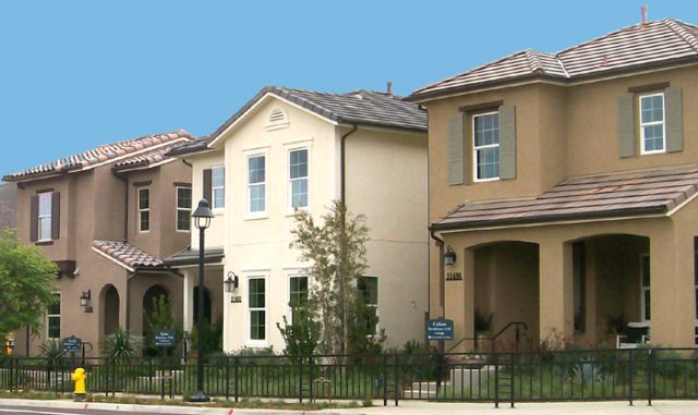 New homes in Harmony Grove Village at Lusitano