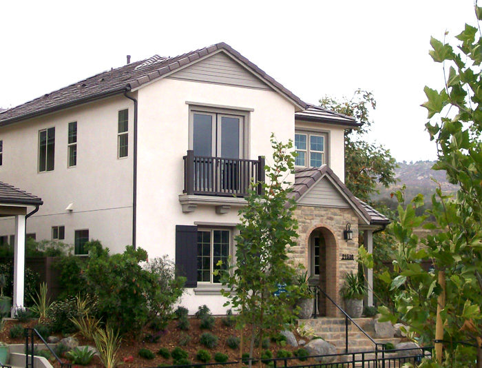 New homes in Harmony Grove Village at Seabreeze