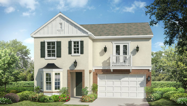 Plan 2 at ELMs. New homes in Carmel Valley and North County San Diego