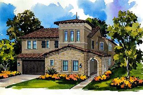 New single family homes in Del Sur. Avondale at Del Sur New homes.