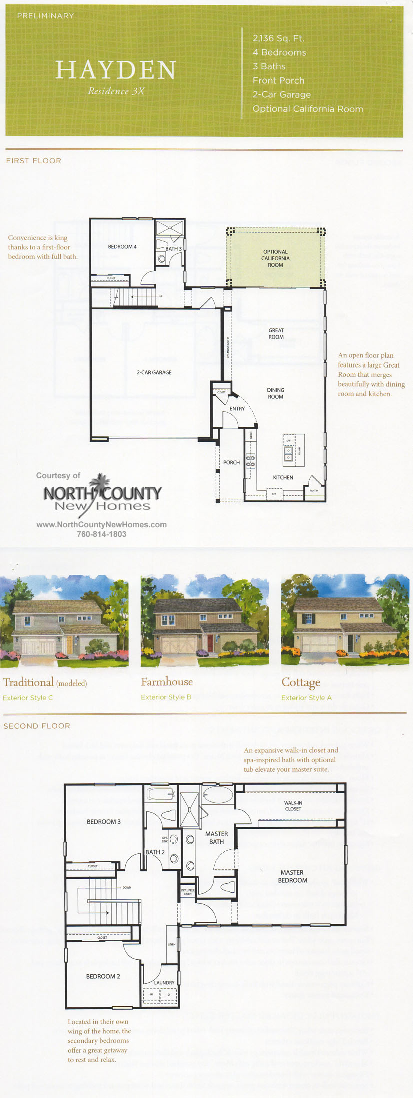 Canteridge floor plans harmony grove village homes Village house plan