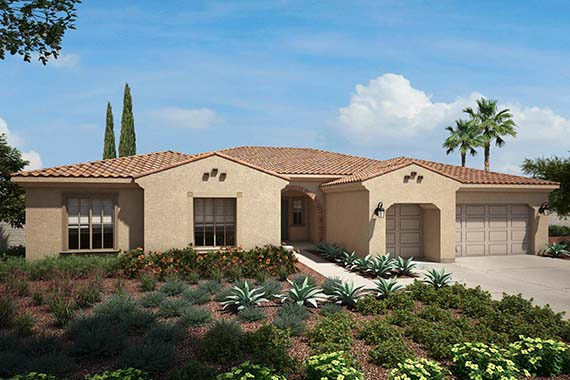 New homes in Bonsall for sale. New construction homes at Olive Hill.
