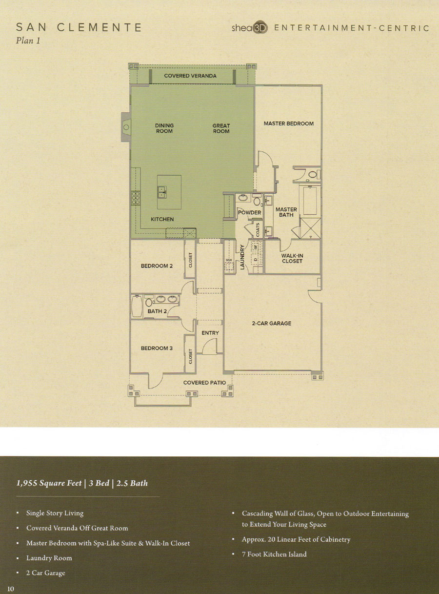 One channel island floor plans encinitas new homes for Island home plans