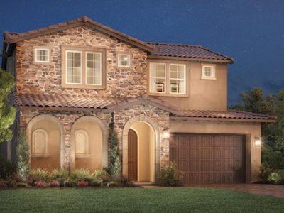 New construction homes in Robertson Ranch Carlsbad