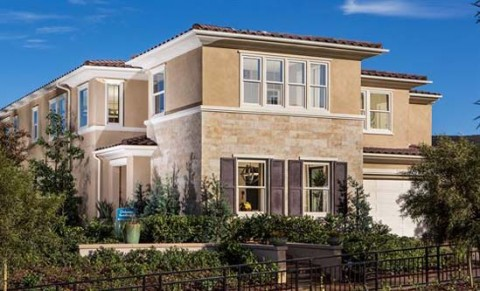 The estates at del sur new homes up to 6 bedrooms - 4 bedroom house for sale san diego ...