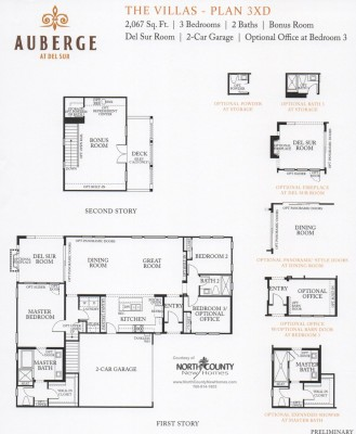 Auberge At Del Sur 55 New Home Community