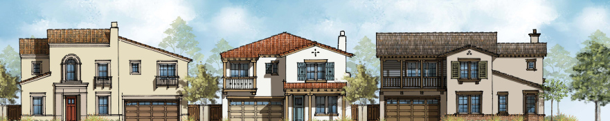 New homes in San Marcos coming soon.