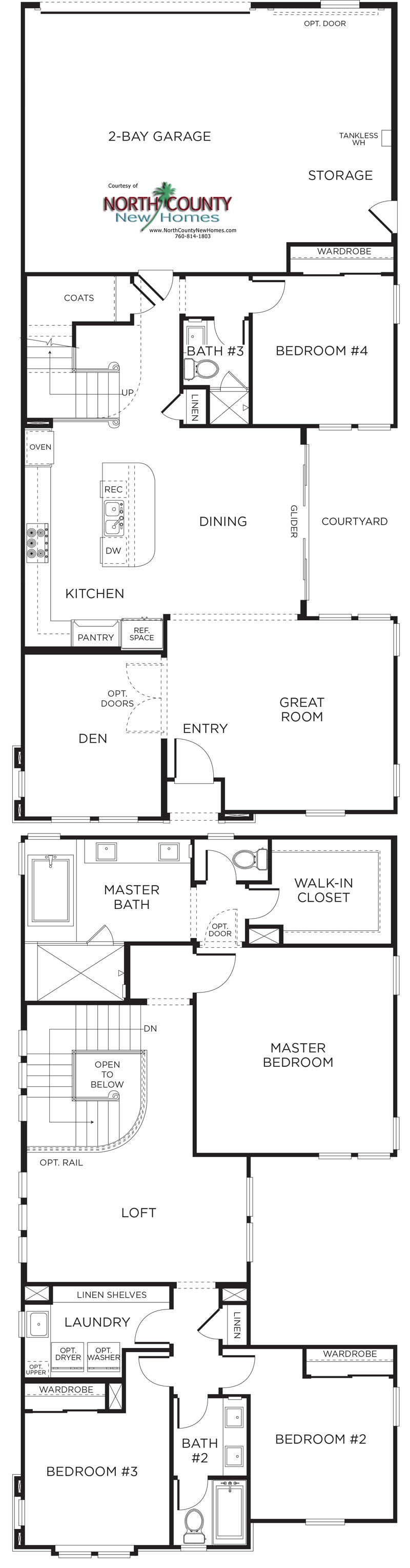 canterra floor plans new pacific highlands ranch homes
