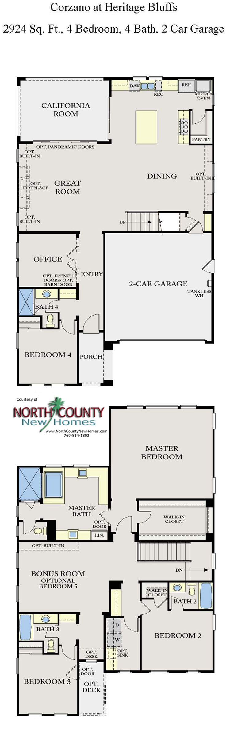 Floor Plans For Single Family Homes