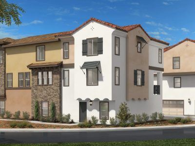 new homes and townhomes in San Marcos
