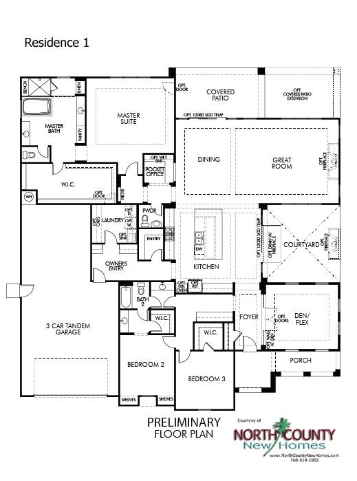 Hayden Homes Vista Floor Plan Photo Home Design
