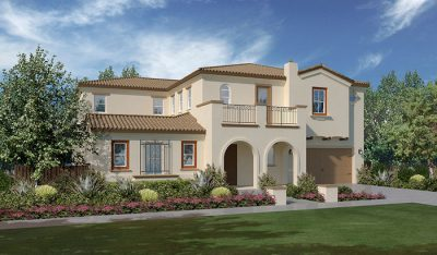 The Summit at San Elijo Hills. new homes in San Marcos, CA. One and two story single family homes for sale.