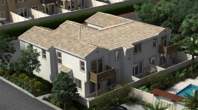 New homes and townhomes in Oceanside. Brisas at Pacific Ridge