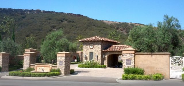 The Estates at San Ellijo Hills. New Homes in San Marcos at the top of San Elijo Hills.