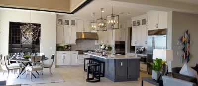 New homes in San Marcos and San Elijo Hills at The Summit at San Elijo Hills. New 1 and 2 story homes.