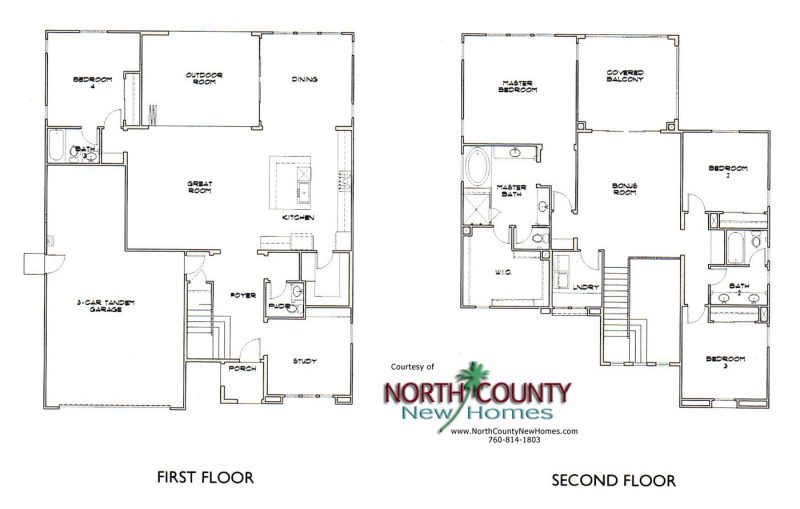 Heritage Collection at Canyon Grove Floor Plans - North ... on 3 bed 3 bath floor plans, 5 bed 3 bath floor plans, 6 bed 3 bath floor plans, 2 bed 1 bath floor plans, bathroom floor plans, 4 bedroom home floor plans,