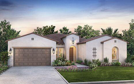 Heritage Collection at Canyon Grove by Shea Homes. New homes in Escondido. Single family homes. 1 story and 2 story new construction.