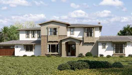 Encinitas new homes. New luxury estate style homes in Encinitas