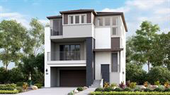 New homes in San Diego and Del Sur at Sur 33. Single family detached new homes.