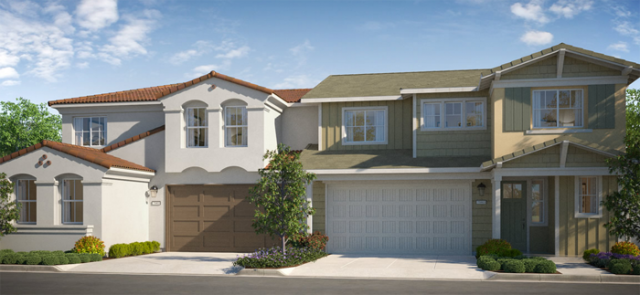 New homes in Encinitas, CA at Manzanita Cove