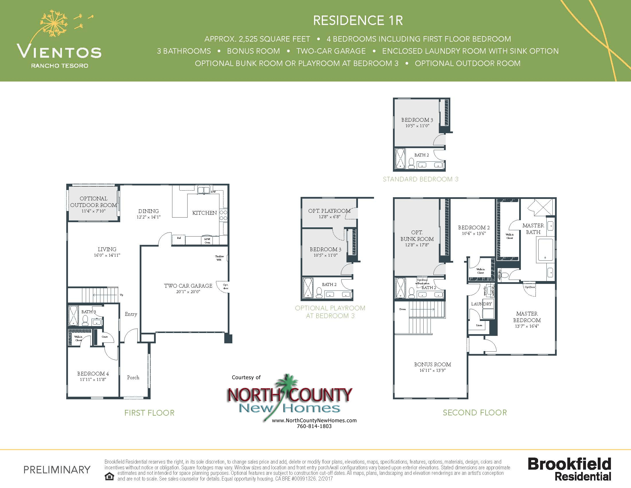 Vientos at rancho tesoro new home floor plans north for New home layouts