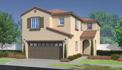 Chaparral Pointe New homes in Fallbrook at Horse Creek Ridge. New construction single family homes.