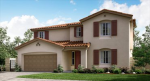 New homes in Vista, CA for sale at Presidio. New construction 2 story homes