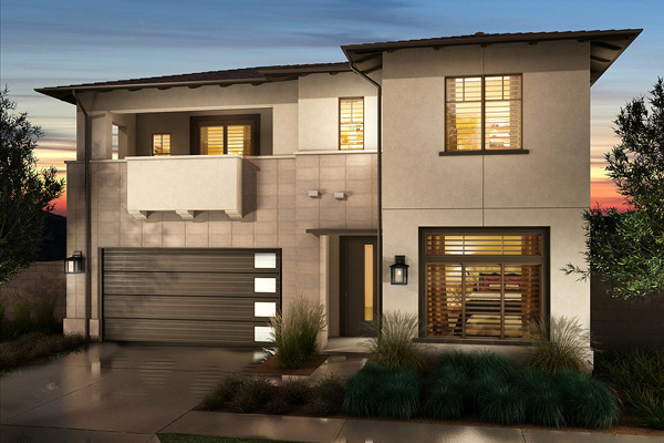 Olvera. New construction homes in San Diego. Pacific Highlands Ranch. Single family homes for sale.
