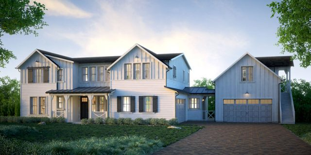 New homes in Encinitas, CA. Enciniats Enclave new construction single family homes in North County San Diego. 1 and 2 story homes for sale.