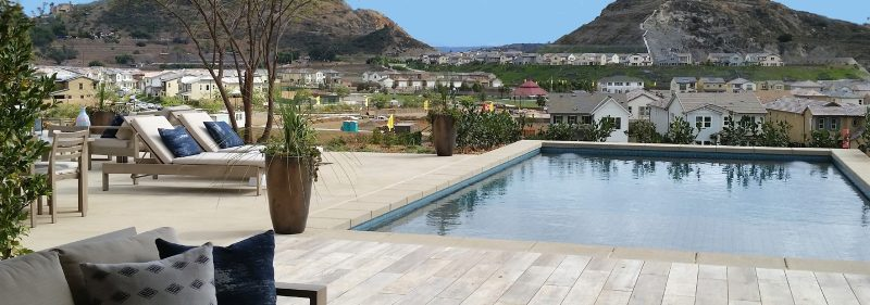 New homes in Escondido and Harmony Grove Village. New homes for sale. View from Wjittngham