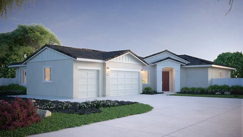 New single family homes in Escondido, CA. One and two story homes for sale. New construction.