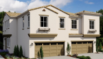 New homes in Oceanside, CA. Two-story duplex new construction homes for sale.