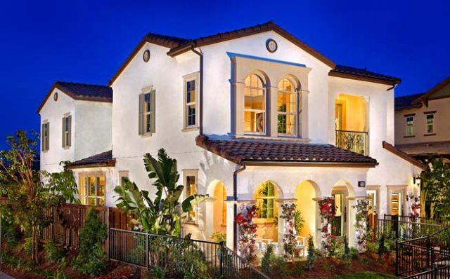 New homes for sal in Carlsbad and La Costa - Westcott atLa Cotas Oaks
