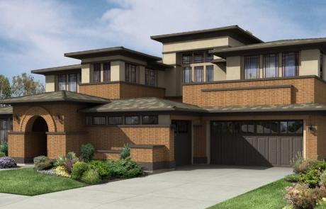 New luxury homes in San Elijo Hills